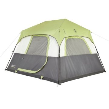 Coleman Signature Instant 6 Person Tent with Rain Fly