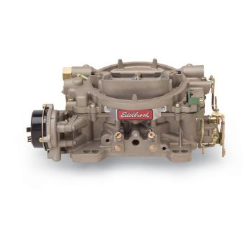 Edelbrock 1410 Performer Series Marine 750 CFM Square Bore 4-Barrel Air Valve Secondary Electric Choke Carburetor