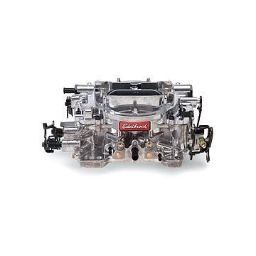 Edelbrock 1805 Thunder Series AVS 650 CFM Square Bore 4-Barrel Manual Choke Carburetor