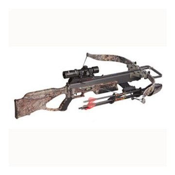 Excalibur Matrix 355 Crossbow Package (Realtree Xtra, 240-Pound)