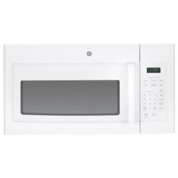 GE JVM3160DFWW 1.6 Cu. Ft. White Over-the-Range Microwave