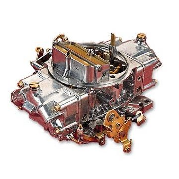 Holley 0-4778S Shiny Double Pumper 4-Barrel Mechanical Secondary Manual Choke 700 CFM Carburetor
