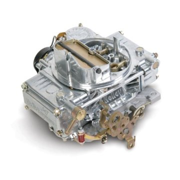Holley 0-80457sa Aluminum 600 CFM Four-Barrel Street Carburetor