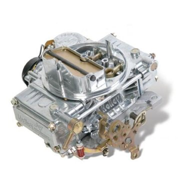 Holley 0-80508SA Polished Aluminum Vacuum Secondary Universal Street/Strip 750 CFM Carburetor