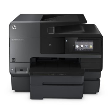 HP Officejet Pro 8630 Wireless Color Photo Printer with Scanner, Copier and Fax (A7F66A#B1H)