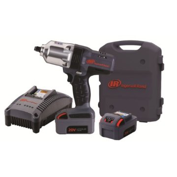 Ingersoll Rand W7150-K2 1/2 High-Torque Impactool, Charger, 2 Li-ion Batteries and Case Kit