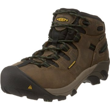 Keen Utility Detroit Mid Steel Toe Men's Work Boots (2 Color Options)