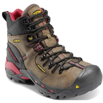 Keen Utility Pittsburgh Steel Toe Men's Work Boot (3 Color Options)