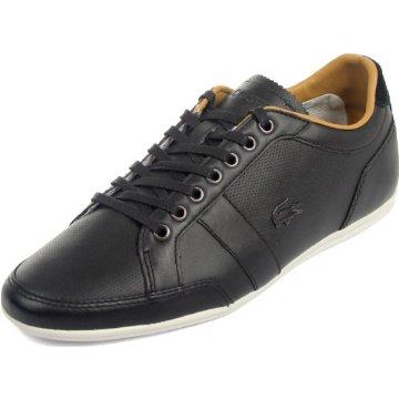 Lacoste Alisos 16 Men's Sneaker (Black)