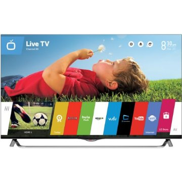 LG 49UB8500 49 4K Ultra HD 120Hz 3D LED Smart TV