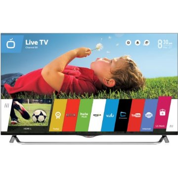 LG 55UB8500 55 4K Ultra HD 120Hz 3D LED Smart TV