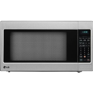 LG LCRT2010ST 2.0 Cu Ft Counter Top Microwave (Stainless Steel)