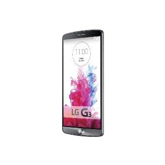 LG Optimus G3 16GB Factory Unlocked GSM Phone (D855, Metallic Black)