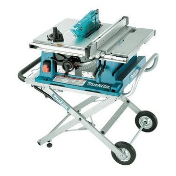 "Makita 2705X1 10"" Contractor Table Saw with Stand"