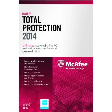 McAfee Total Protection 3PC 2014