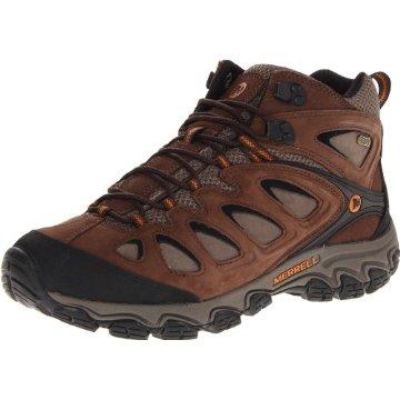 Merrell Pulsate Mid Waterproof Men's Hiking Boots (2 Color Options)
