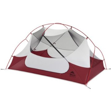 MSR Hubba Hubba NX Tent (2-Person, Red)