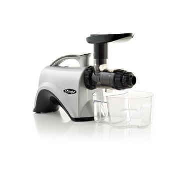 Omega NC800HDS Nutrition Center Juicer