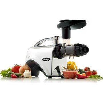 Omega NC900HDC Nutrition Center Juicer