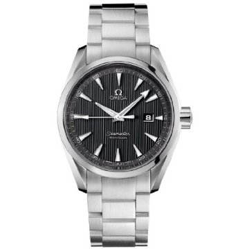 Omega Seamaster Aqua Terra Stainless Steel Mens Watch 231.10.39.60.06.001