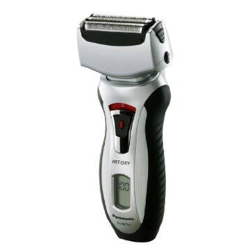 Panasonic ES-RT51-S 3 Blade Nanotech Wet/Dry Shaver
