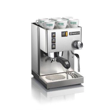 Rancilio Silvia Espresso Machine (V3 Redesign, HSD-SILVIA)