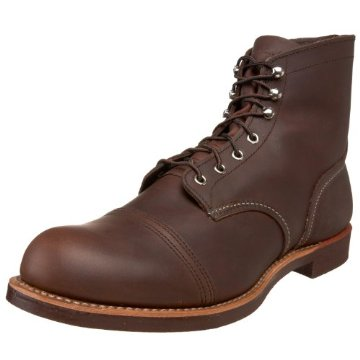Red Wing Heritage Iron Ranger 6 Men's Boots 8111 (7 Color Options)