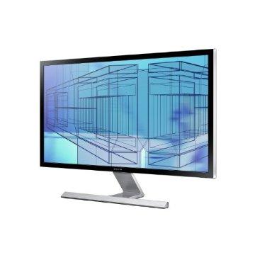 Samsung U28D590D 28 Ultra High Definition 4K LED Monitor (U28D590D)