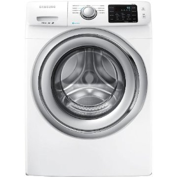 Samsung WF42H5200AW 4.2 Cu. Ft. Steam Cycle Front Load Stackable Washer