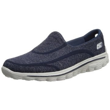 Skechers Go Walk 2 Super Sock Women's Walking Shoes (8 Color Options)