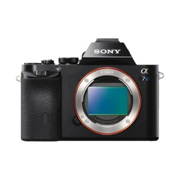 Sony Alpha a7S Full-Frame 12.2MP Digital Camera with 4K Ultra HD Video (Body Only)