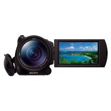Sony FDR-AX100/B 4K Ultra HD Camcorder