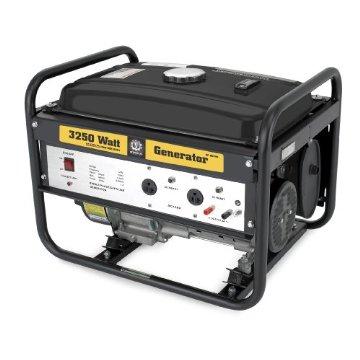 Steele SP-GG300 3250 Watt Gas Powered Portable Generator