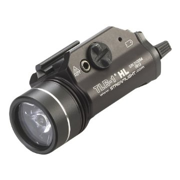 Streamlight TLR-1 HL High Lumen Rail-Mounted Tactical Light (69260)