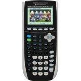 Texas Instruments TI-84 Plus C Silver Edition Graphing Calculator (Black)