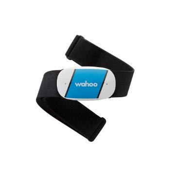 Wahoo TICKR Heart Rate Monitor for iPhone and Android