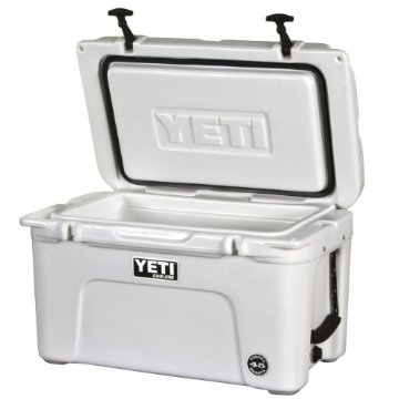Yeti Tundra 45 Quart Cooler (White)