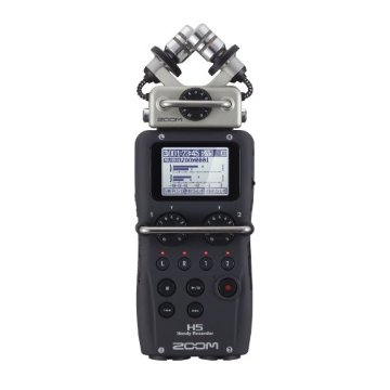 Zoom H5 Handy 4-Track Recorder