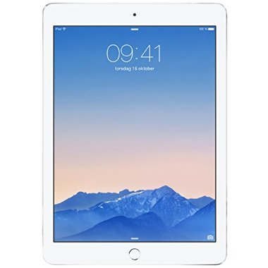 Apple iPad Air 2 Tablet MGLW2LL/A (16GB, Wi-Fi, Silver)
