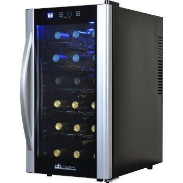 Avalon Bay 18 Bottle Single Zone Wine Cooler (AB-WINE18S)