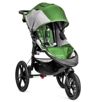Baby Jogger Summit X3 Single Stroller 2014 (Green)