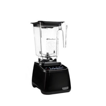 Blendtec Designer Series Blender with WildSide Jar (Black)