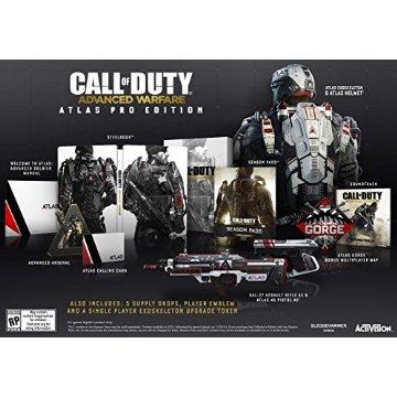 Call of Duty: Advanced Warfare Atlas Pro Edition [PlayStation 4]
