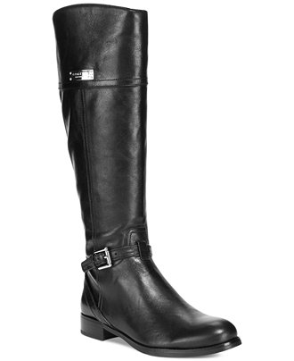 Coach Micha Wide Calf Boot (4 Color Options)