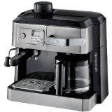 DeLonghi BC0330T Combination Machine for Espresso & Regular Coffee