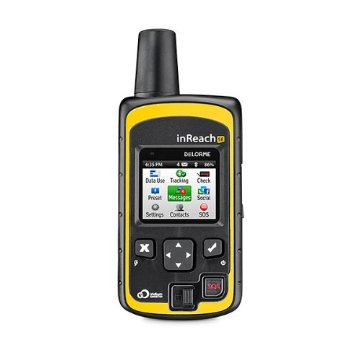 DeLorme inReach SE Two-Way Satellite Text Messaging and GPS