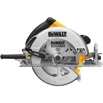 DeWalt DWE575SB 7-1/4 Lightweight Circular Saw with Electric Brake