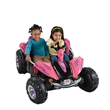 Fisher-Price Power Wheels Girl Dune Racer Ride On (Pink)