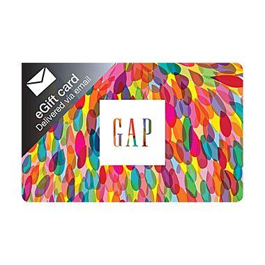 GAP $100 Gift Card