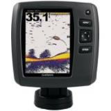 Garmin Echo 501c Worldwide Fishfinder with Transducer